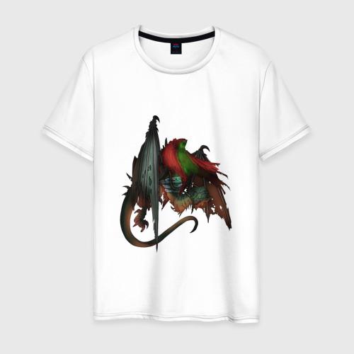 Мужская футболка хлопок Всадник 3 Фото 01