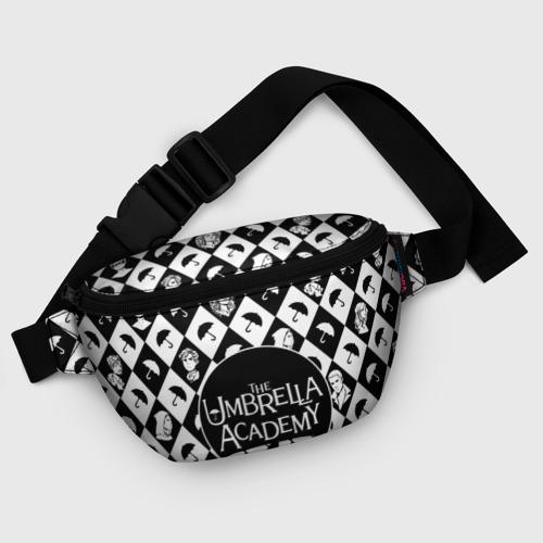 Поясная сумка 3D АКАДЕМИЯ АМБРЕЛЛА Фото 01