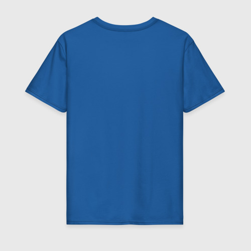 Мужская футболка хлопок Новогодняя мышка Фото 01