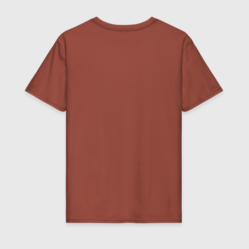 Мужская футболка хлопок Змея Горгона с повязкой и копьём Фото 01