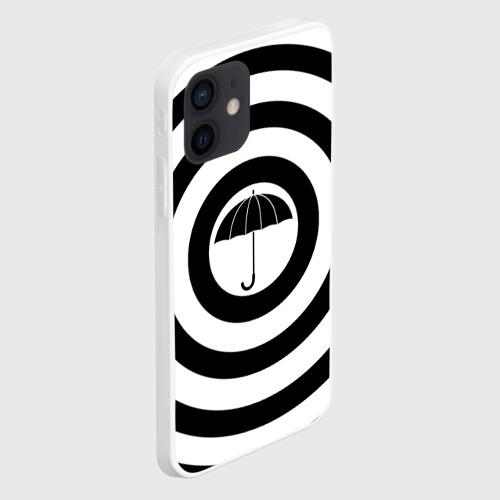 Чехол для iPhone 12 Pro Mini Узор Академия Амбрелла Фото 01