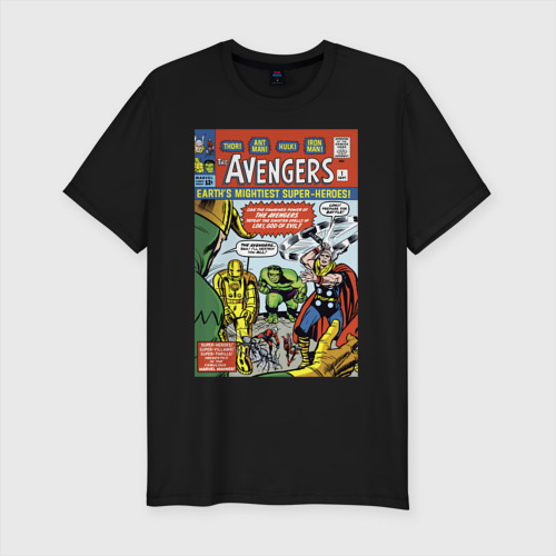 the AVENGERS #1 (1963)
