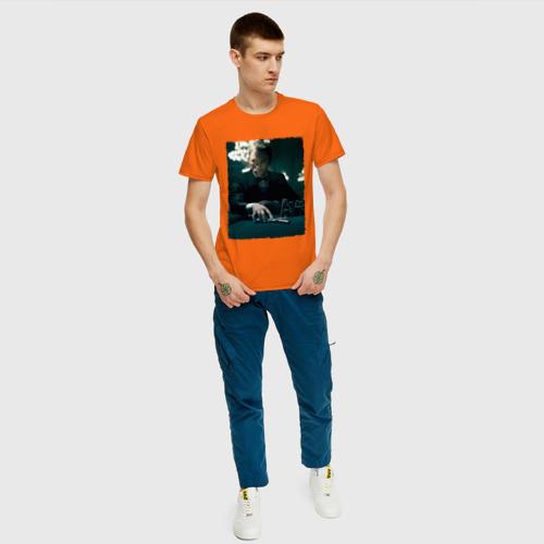 Мужская футболка хлопок 007 Фото 01