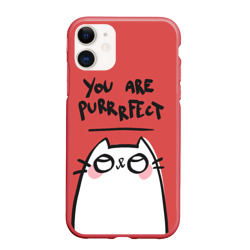 You are Purrrfect