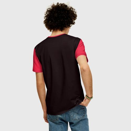 Мужская футболка 3D+ Love Фото 01
