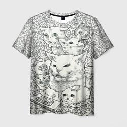 Коты мемы кошки