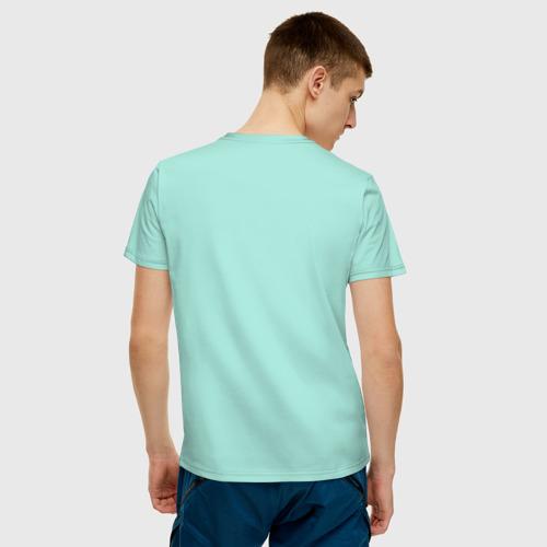 Мужская футболка хлопок Slime drink Фото 01