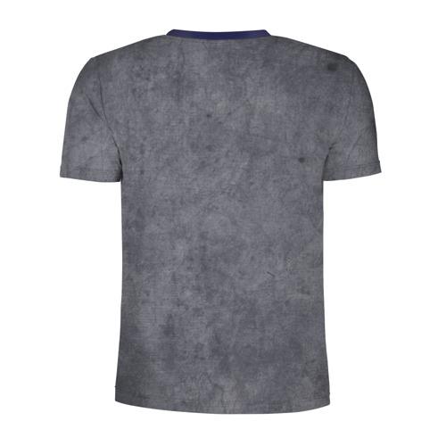 Мужская футболка 3D спортивная Ядерный резонанс Фото 01