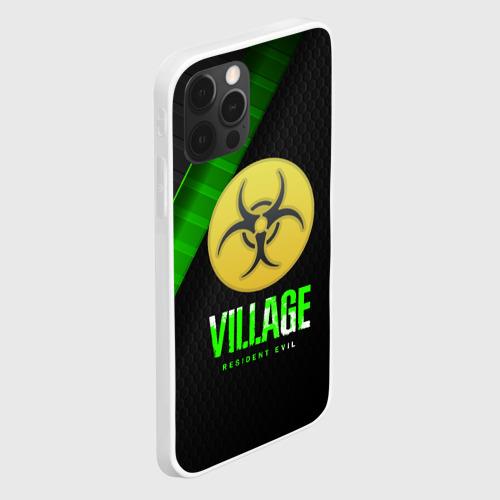 Чехол для iPhone 12 Pro Max RESIDENT EVIL :VILLAGE Фото 01