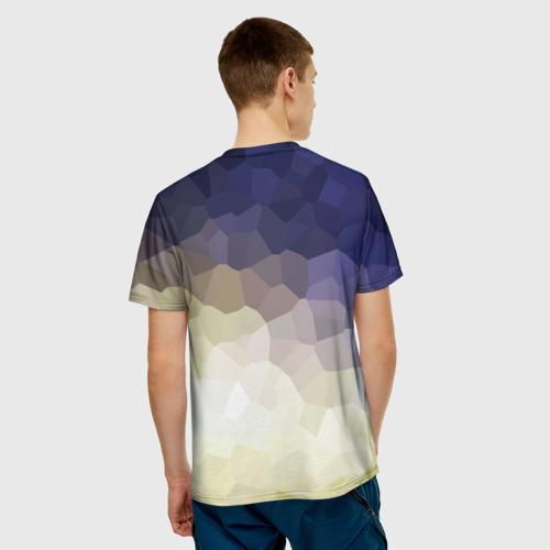Мужская футболка 3D LAND ROVER Фото 01