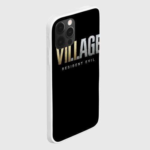 Чехол для iPhone 12 Pro Max Resident Evil Village Фото 01
