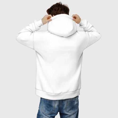 Мужское худи Oversize хлопок Кибертрак в стиле комикс Фото 01