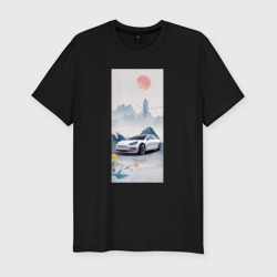 Тесла в японском стиле