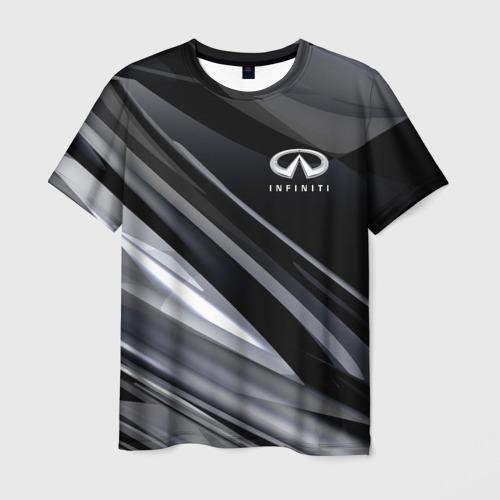 Мужская футболка 3D Infiniti Фото 01