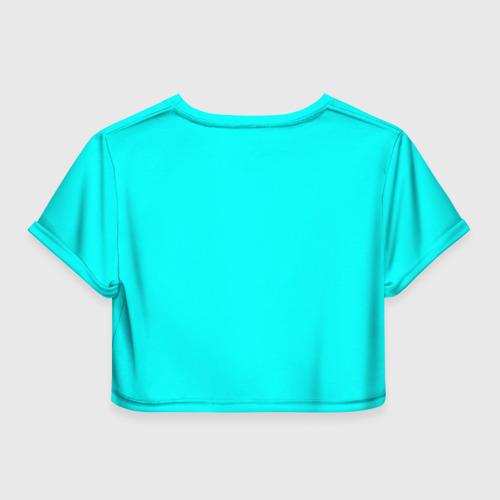Женская футболка Crop-top 3D Академия Амбрелла, Фото 01