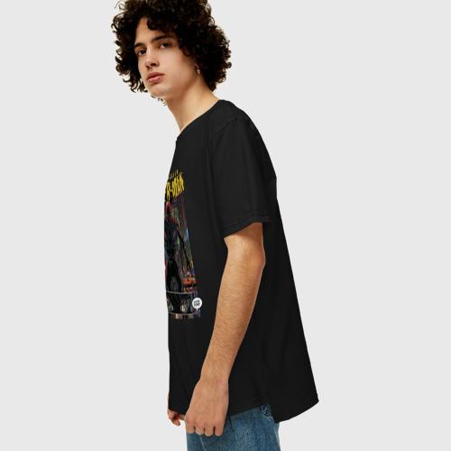 Мужская футболка хлопок Oversize Superior Spider-Man Фото 01