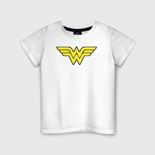 Wonder Woman 8 bit