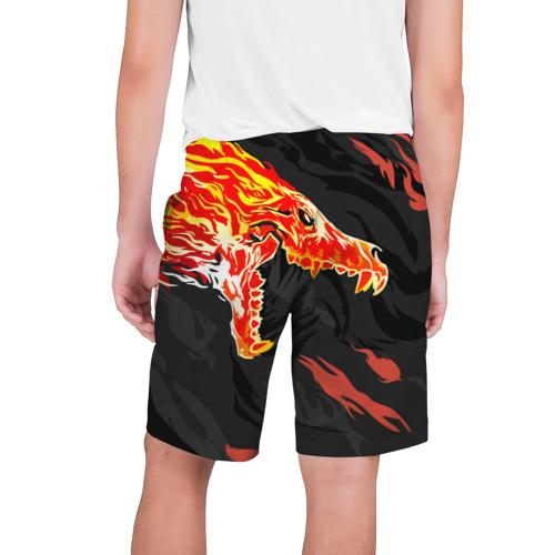 Мужские шорты 3D CS:GO - Howl м4а4 | Вой Фото 01