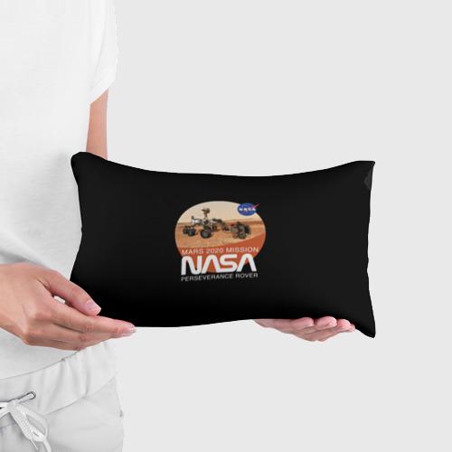 Подушка 3D антистресс NASA - Perseverance Фото 01
