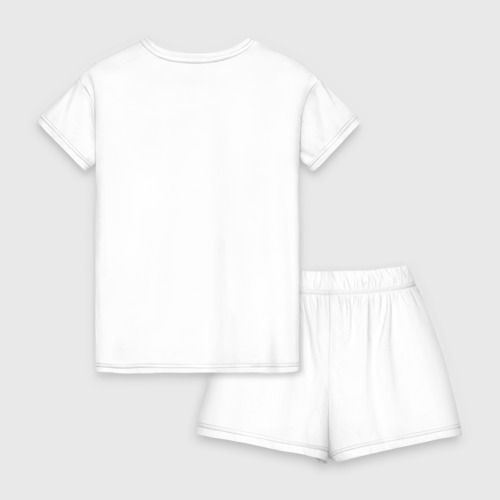 Женская пижама с шортиками хлопок Valheim Викинг Берсерк  Фото 01
