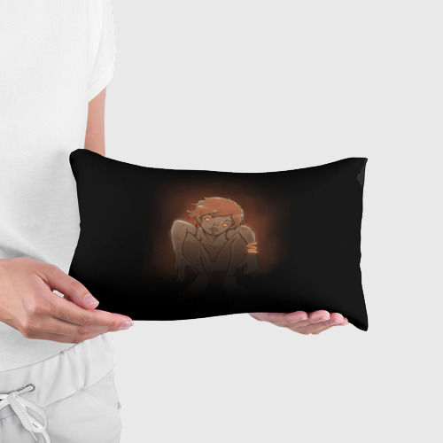 Подушка 3D антистресс Мальчик Демон Фото 01