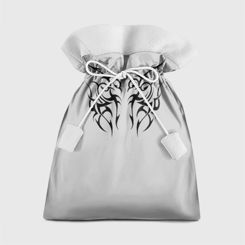 Подарочный 3D мешок Скандинавские узоры Фото 01