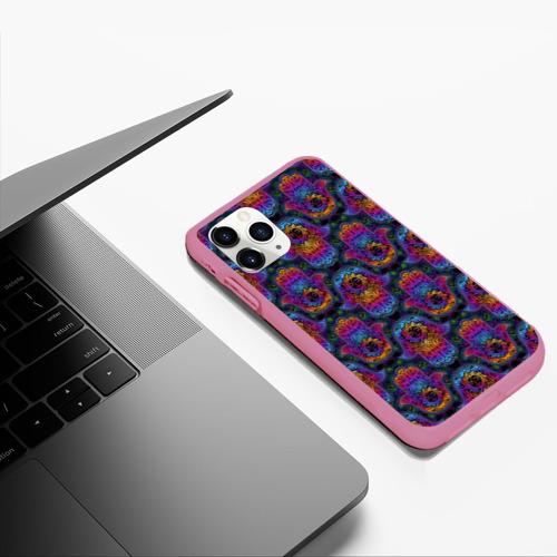 Чехол для iPhone 11 Pro Max матовый Хамса Фото 01