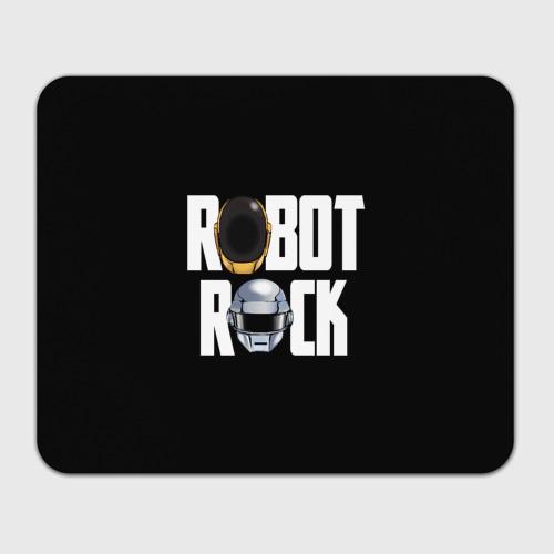 Коврик для мышки прямоугольный Robot Rock Фото 01