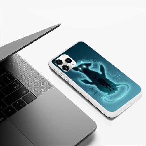 Чехол для iPhone 11 Pro Max матовый последний хранитель Фото 01