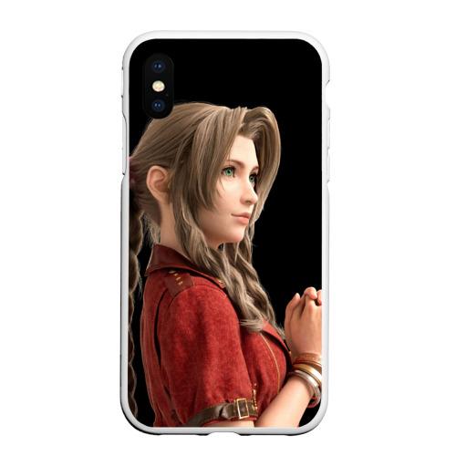 Чехол для iPhone XS Max матовый Final Fantasy VII Remake Фото 01