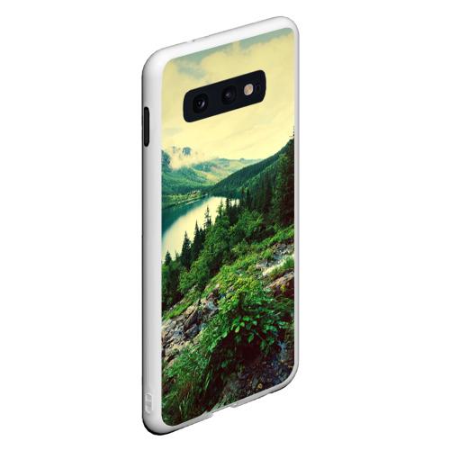 Чехол для Samsung S10E Красивый лес Фото 01