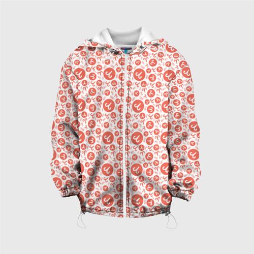 Детская куртка 3D Овен Фото 01