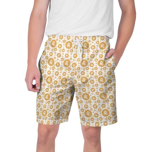 Мужские шорты 3D Лев Фото 01