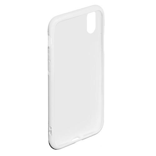 Чехол для iPhone XS Max матовый Казагь Фото 01