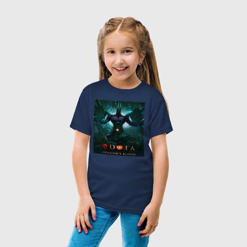 Детская футболка хлопок Dota Dragons Blood  Фото 01