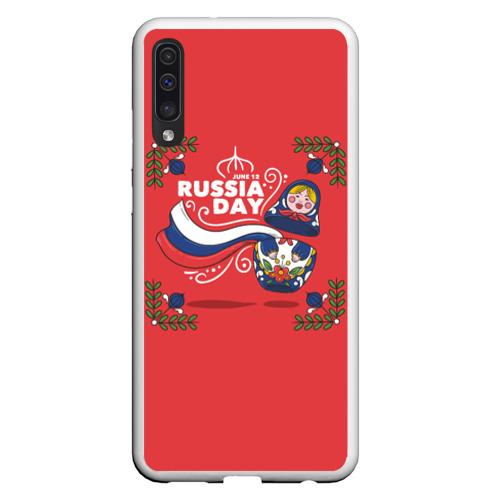 Чехол для Samsung A50 Russian Day Фото 01
