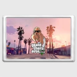Grand Theft Auto V девушка