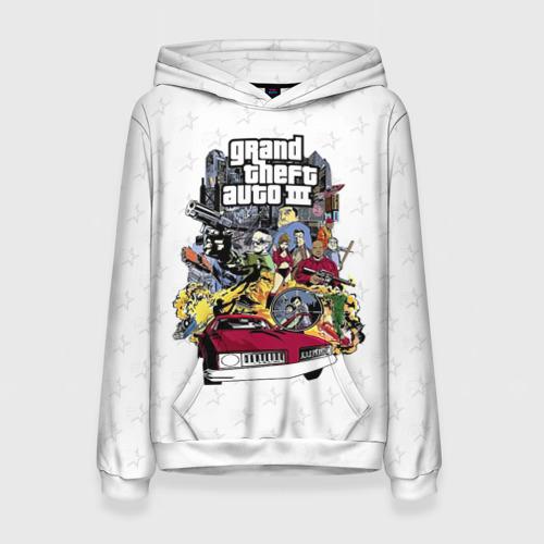 Женская толстовка 3D Grand Theft Auto iii Фото 01