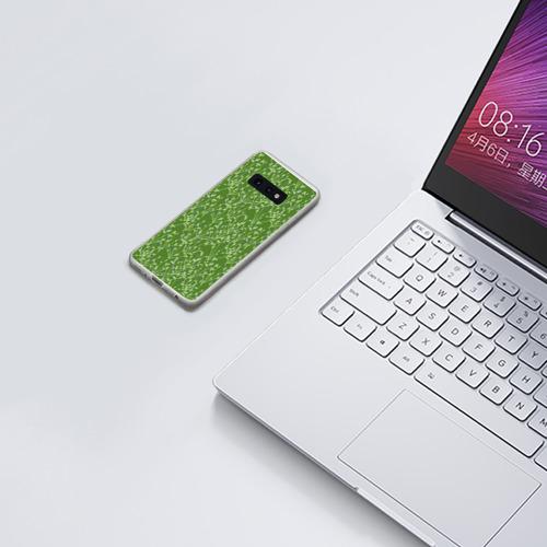 Чехол для Samsung S10E Черника Фото 01