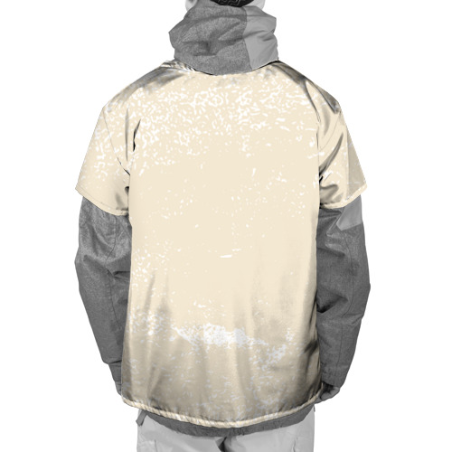 Накидка на куртку 3D Бессмертный полк Фото 01