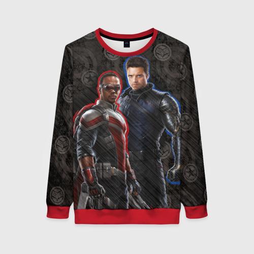 Сокол и Зимний солдат. Marvel