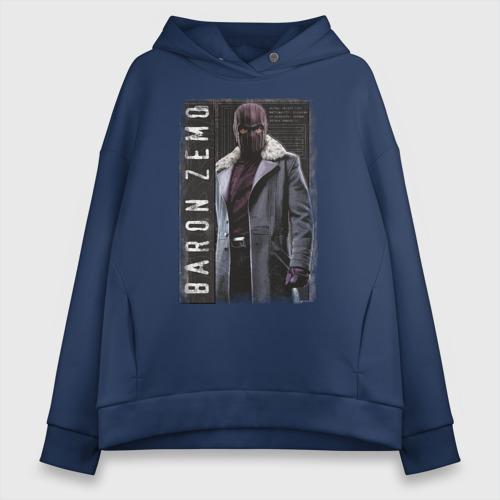 Baron Zemo.  Marvel