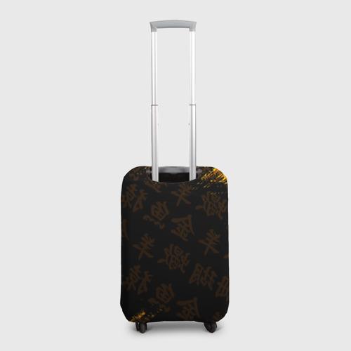 Чехол для чемодана 3D НАРУТО | NARUTO УЗУМАКИ Фото 01
