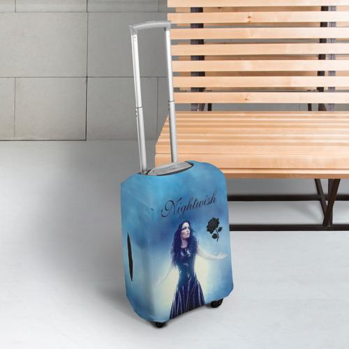 Чехол для чемодана 3D Nightwish Фото 01