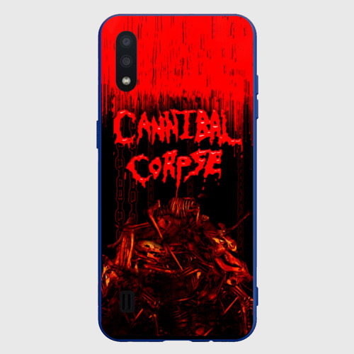 Чехол для Samsung A01 CANNIBAL CORPSE Фото 01