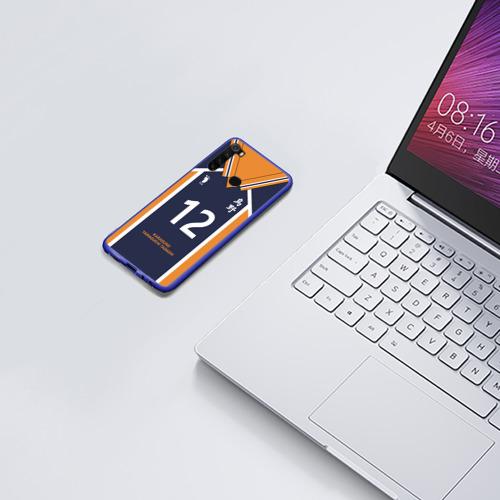 Чехол для Xiaomi Redmi Note 8T KARASUNO 12 | ФОРМА КАРАСУНО Фото 01