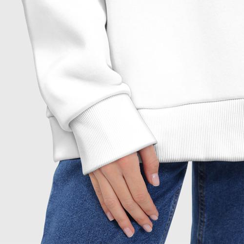 Женское худи Oversize хлопок ICS | HAIKYUU!! | ВОЛЕЙБОЛ!! Фото 01