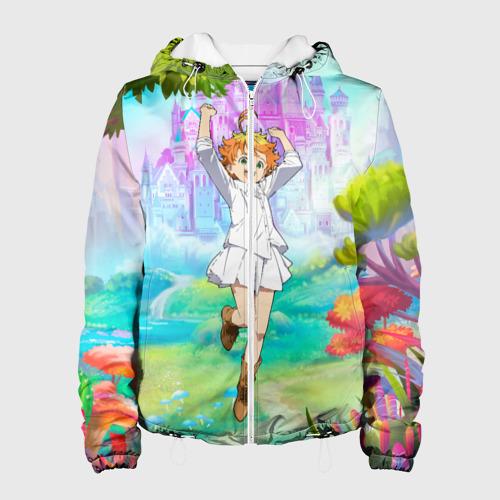 Женская куртка 3D Обещанный Неверленд Фото 01