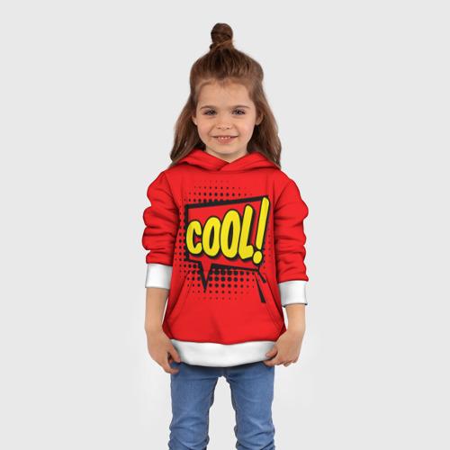 Детская толстовка 3D COOL Фото 01