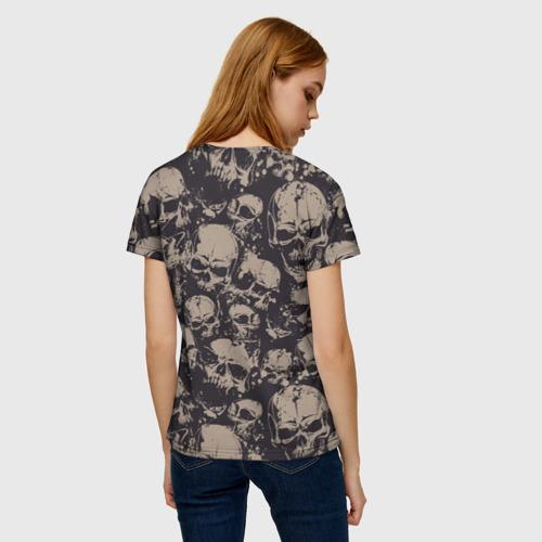 Женская футболка 3D Rammstein Фото 01